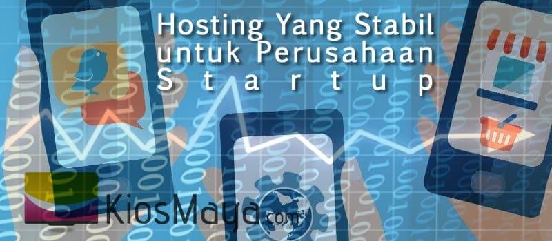 Hosting Yang Stabil untuk Perusahaan Startup