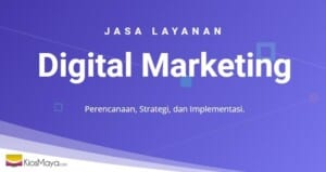 Jasa Digital Marketing KiosMaya