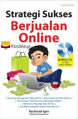 strategi sukses jualan online