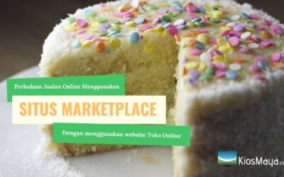 Apa Perbedaan Situs Marketplace dengan Toko Online?