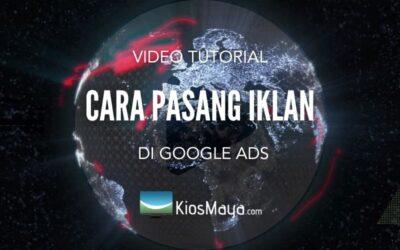 Cara Pasang Iklan di Google Penelusuran