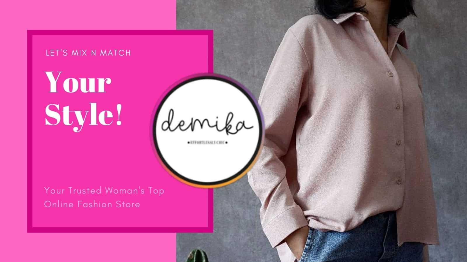 demikaonline fashion store